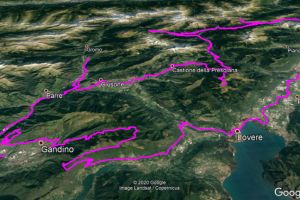 CYCLING ALONG LOMBARDY VALLEYS