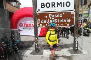 """CYCLING ALONG THE MOST FAMOUS """"GIRO D'ITALIA"""" PASSES"""
